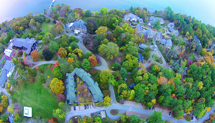 Most Beautiful College Campuses — College of the Atlantic. Photo by College of the Atlantic