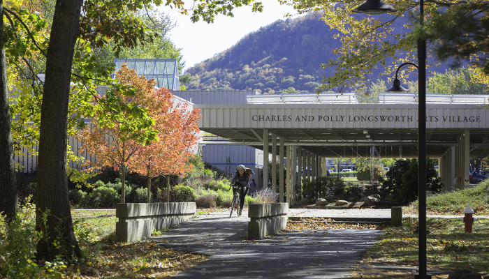 Most Beautiful College Campuses — Hampshire College. Photo by Hampshire College