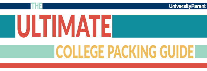 The Ultimate College Packing Guide (Printable!)