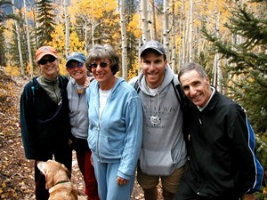 Fort Lewis family members are invited to sign up for a hike over Family Weekend