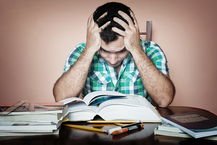 Statistics Show Stressed Students May Need Extra Support Transitioning to College