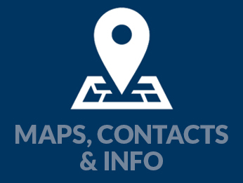 Maps Contacts And Info Sou Campus Map Resources For Southern