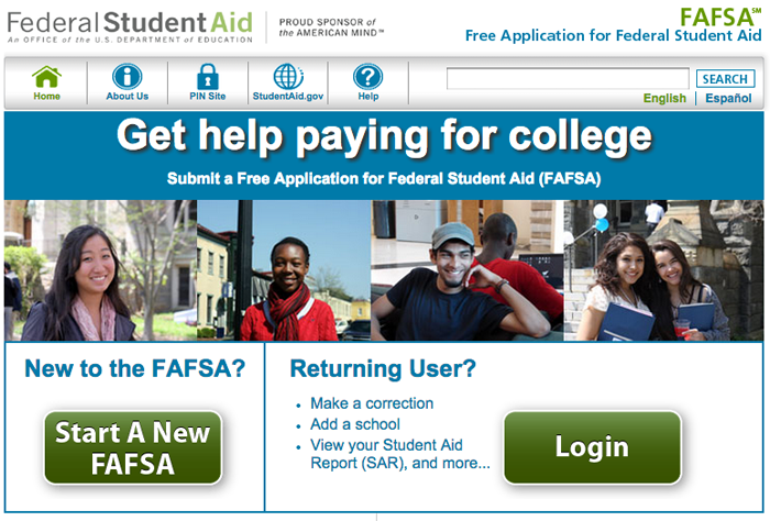 An easy guide to the FAFSA