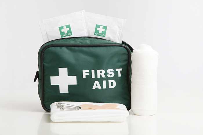 Check-ups, shots and first aid kits for college students