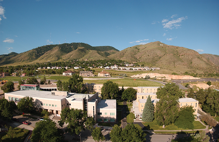 Maps Contacts And Info Colorado School Of Mines Guide For Parents