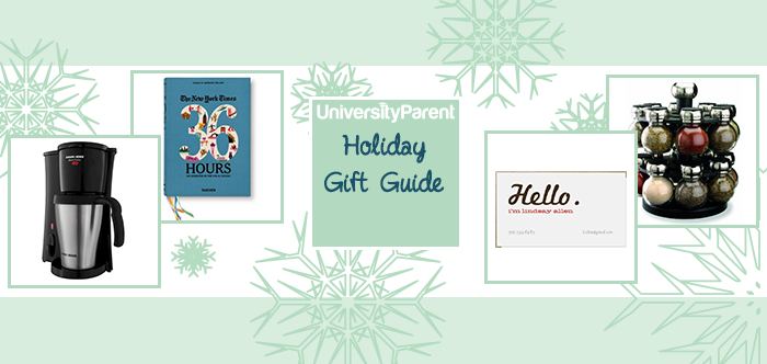 Top Holiday Gifts for College Students