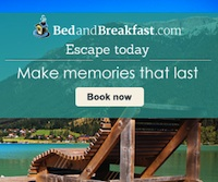 bed and breakfast near campus