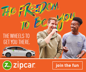 Zipcar College Membership