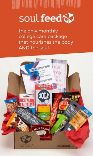 Soul Feed College Care Package