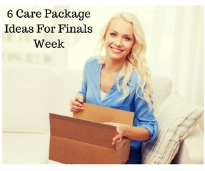 6 Care Package Ideas for Finals Week