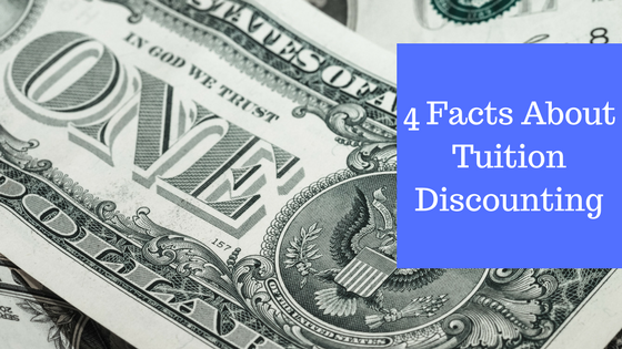 4 Facts about Tuition Discounting