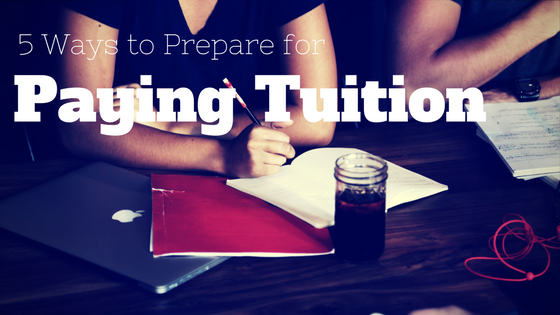 What To Do Before The First Tuition Bill Arrives