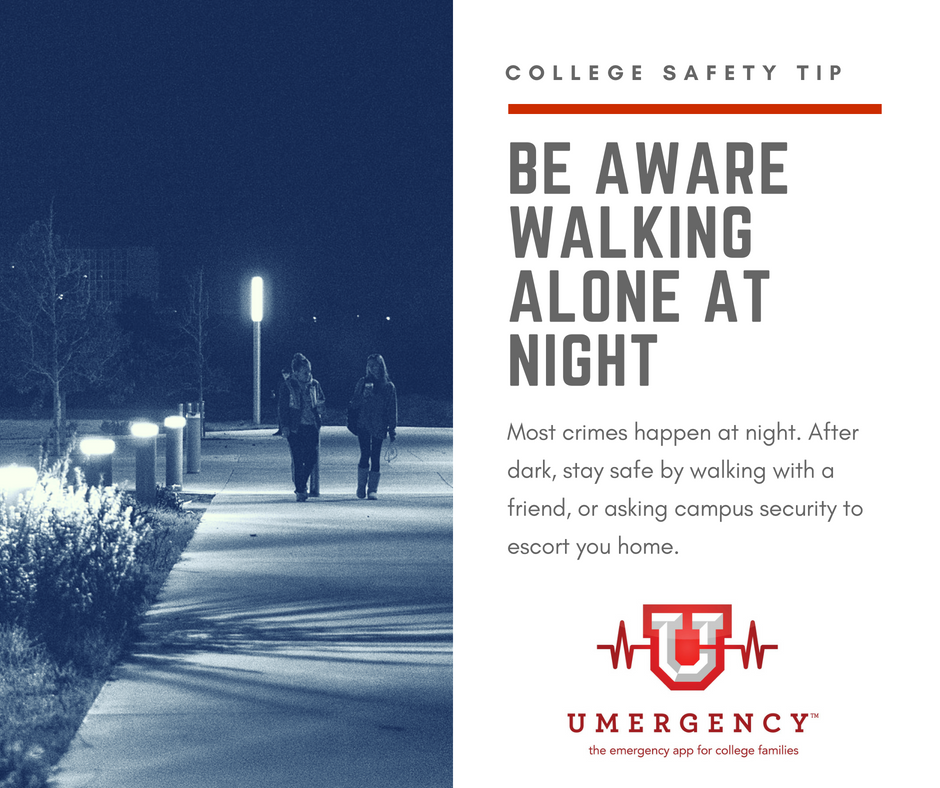 Umergency Campus Safety App