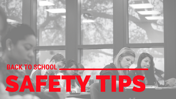Back-to-School: Safety Tip of the Week