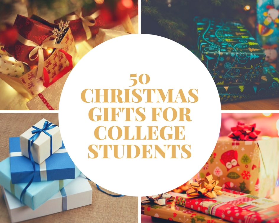 50 Christmas Gifts For College Students