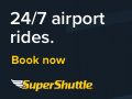 supershuttle campus airport