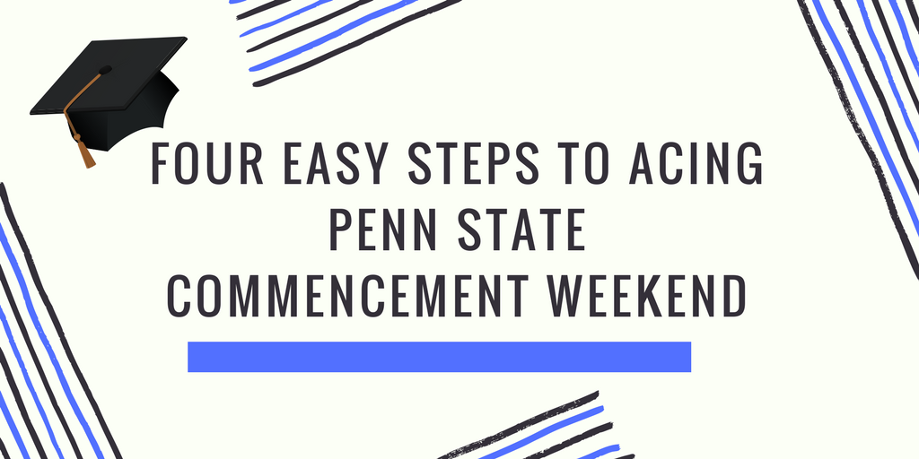 Dates and Events | Penn State Spring 2018 Graduation Schedule ...