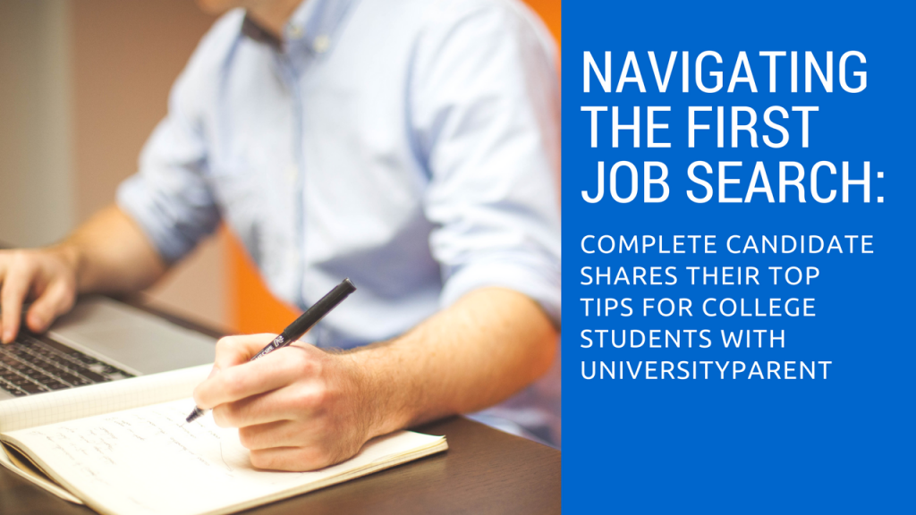 job search tips for college grads