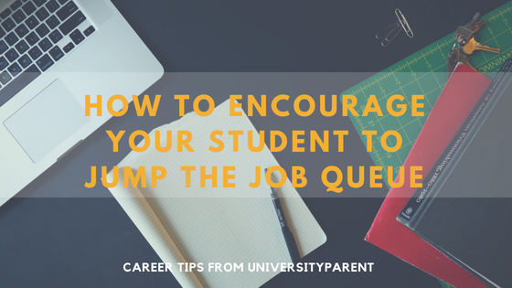 How to Encourage Your Student to Jump the Job Queue