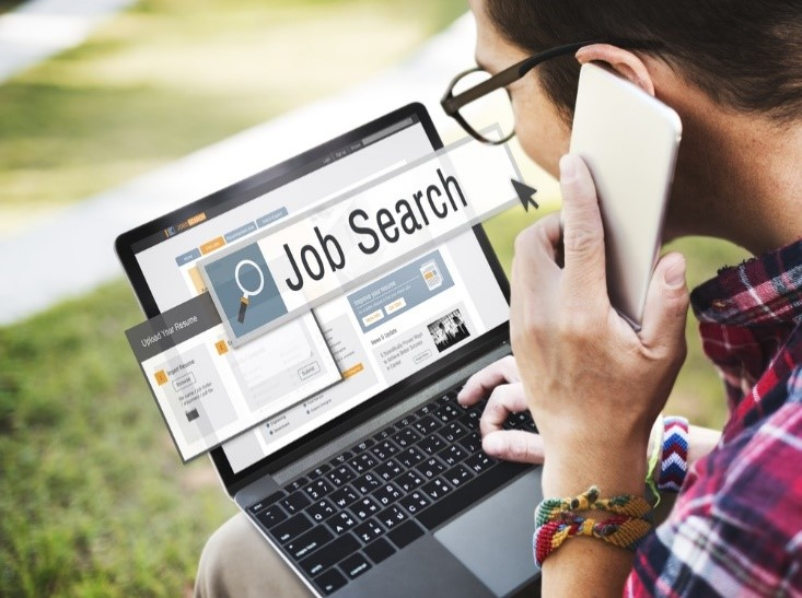 job search tips for students