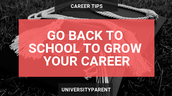 Go Back to School to Grow Your Career