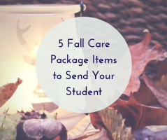 5 Fall Care Package Items to Send Your Student