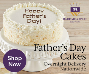 Father's Day Cake Delivery