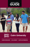The Cairn University Parent & Family Guide is Here!