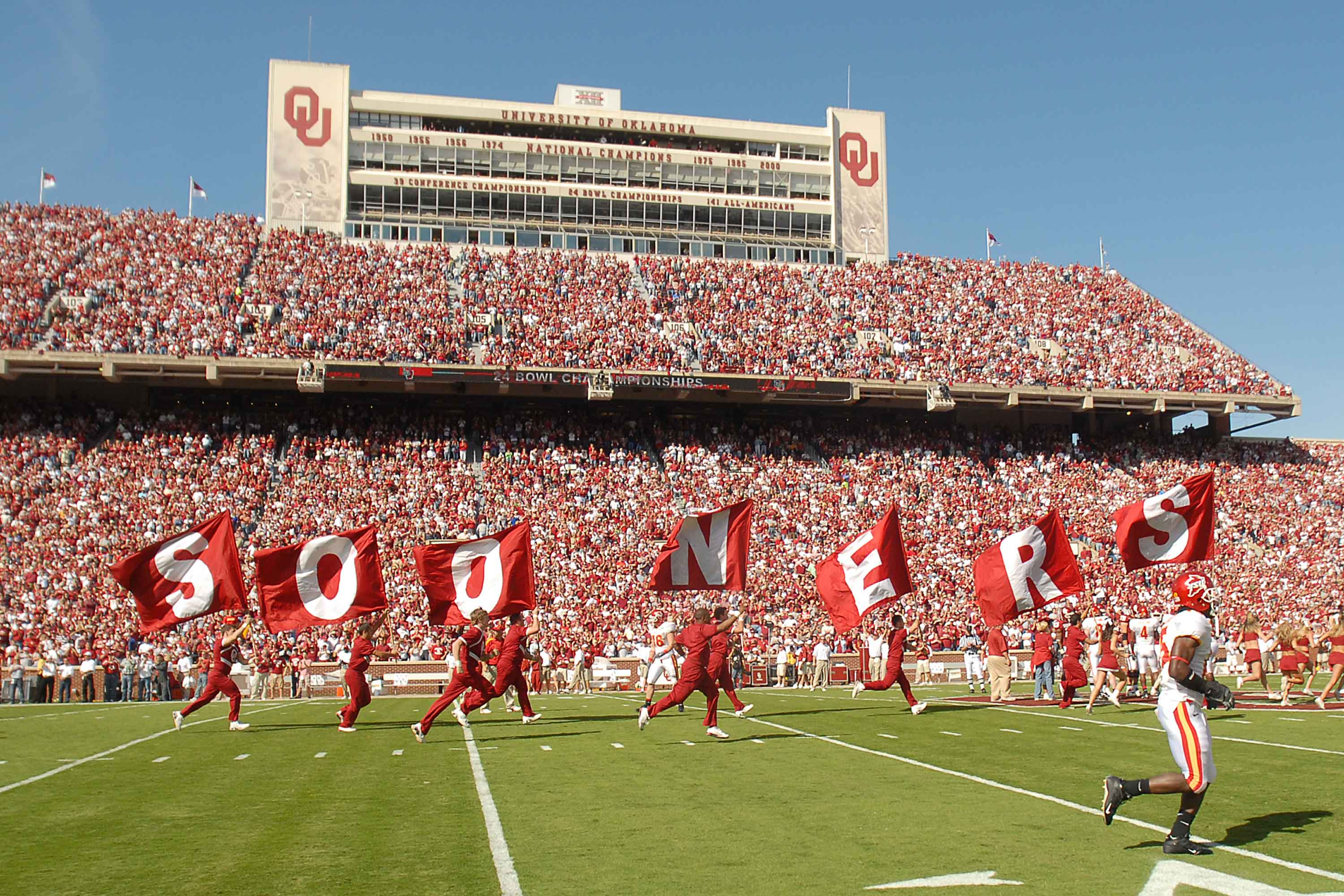 | Sooner Parents Has Fall Football Tickets! Resources for ...