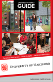 The University of Hartford Family Guide is Here!