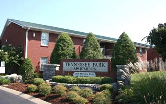 An image of the Tennessee Park Apartments