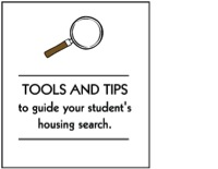 Help your student have a great off-campus housing experience