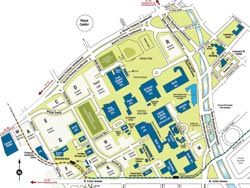 uc denver campus map Ucd Denver Campus Map Resources For University Of Colorado At uc denver campus map